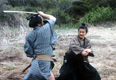 The Blind Swordsman: Zatoichi Photo 8 - Large