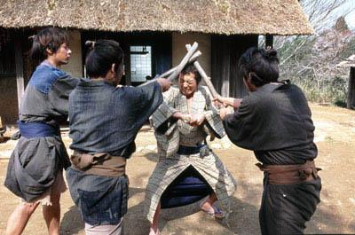 The Blind Swordsman: Zatoichi Photo 6 - Large