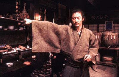 The Blind Swordsman: Zatoichi Photo 2 - Large