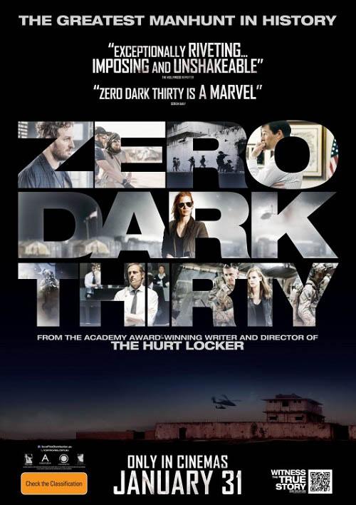 Zero Dark Thirty Photo 15 - Large