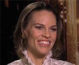 Hilary Swank biography