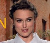 Keira Knightley strips for new film