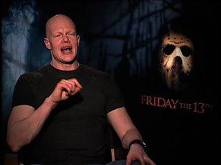 Derek Mears (Friday the 13th) Interview 2009   Movie Interview