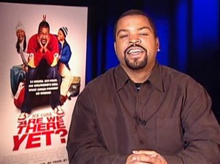Ice Cube Are We There Yet Interview 2005 Movie