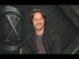 James McAvoy (X-Men: First Class) Interview 2011 | Movie ...