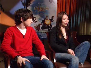 LIAM AIKEN & EMILY BROWNING - LEMONY SNICKET'S A SERIES OF ...Liam Aiken Series Of Unfortunate Events