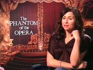 MINNIE DRIVER - THE PHANTOM OF THE OPERA Interview (2004 ... Patrick Wilson Phantom Of The Opera