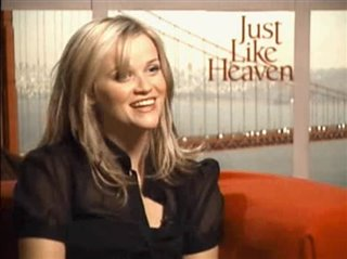 REESE WITHERSPOON - JUST LIKE HEAVEN Interview (2005 ...