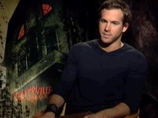 Ryan Reynolds The Amityville Horror Interview 2005
