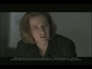 the xfiles the movie trailer 1998 movie trailers and